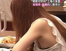 【放送事故】茶 の 間 が 凍 る お っ ぱ い ポ ロ リ 放 送 事 故画 像 ま と め。(画像31枚)