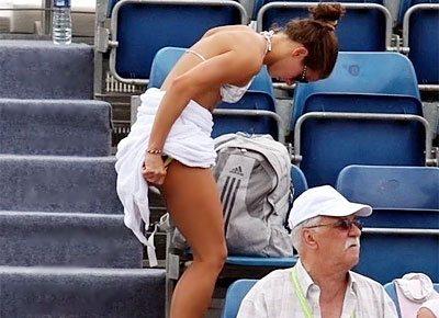 【※画像あり】女子アスリートの試合を観戦に行ったときの特典がこちらwwwwwwwwwwwww
