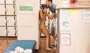 【エロ動画】銭湯に迷い込んだ無邪気なパイパン少女たちの末路…